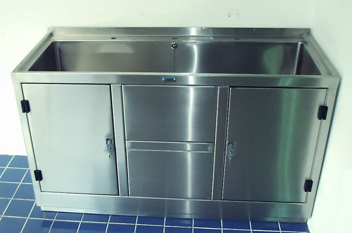 Catering Sink Amp Cupboard Units
