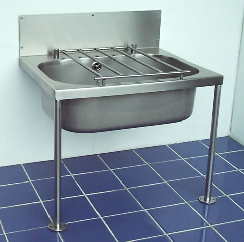Ordinaire Cleaners Combination Unit Hinged Grating Cleaners Combination Unit Cleaners  Sink