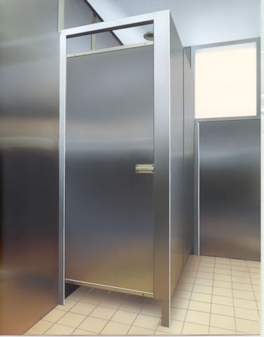 Stainless Steel Wc Cubicles
