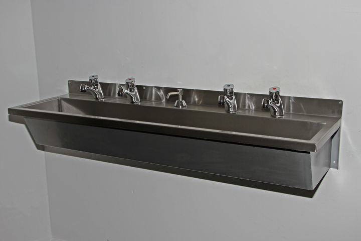 Compact Wash Troughs